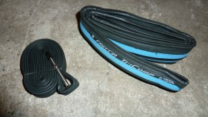 nieuwe-buitenband-binnenband fietsband kopen Vredestein Freccia - Vouwband